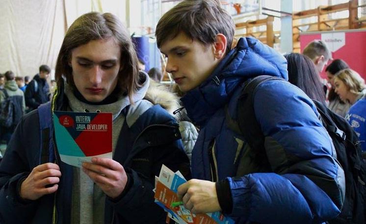 Ярмарка вакансій «Політех -2018»