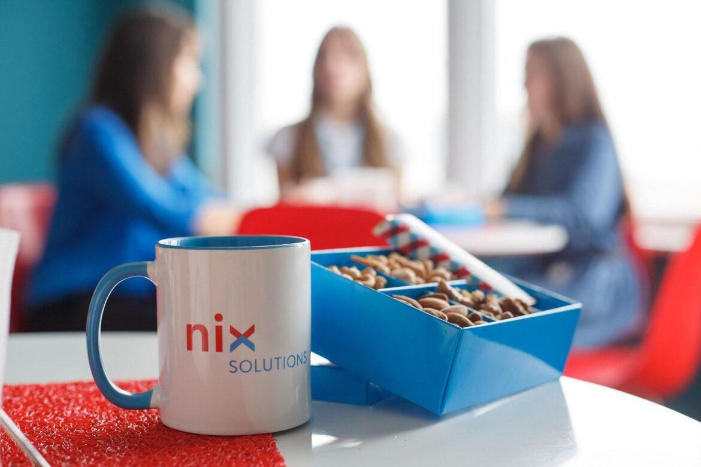 Зустріч студентів першого курсу з компанією NIX